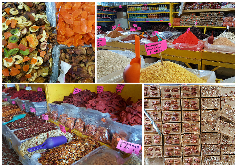 Mercado Hidalgo - Tijuana, Baja California, Mexico