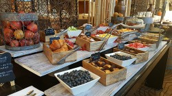 Weekend Brunch at The Fairmont Newport Beach