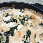 Warm Spinach Feta Dip Recipe