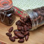 Chocolate Honey Roasted Almonds Recipe
