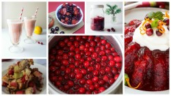 More Than 20 Fresh Cranberry Recipes