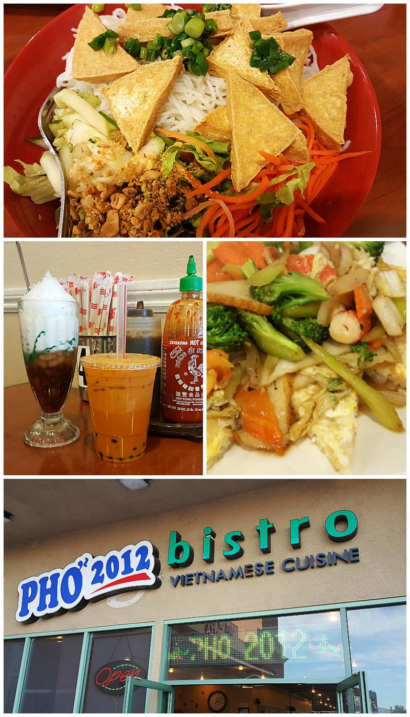 Anaheim Pho 2012 Bistro Vietnamese Restaurant