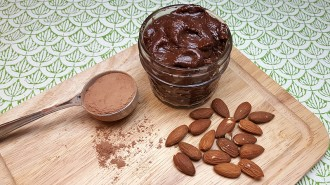 Easy Blender Chocolate Almond Butter