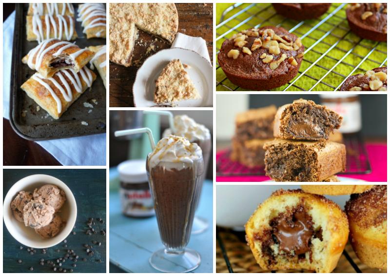 40+ Amazing Delicious Nutella Recipes