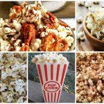 Sweet and Savory Popcorn Recipes