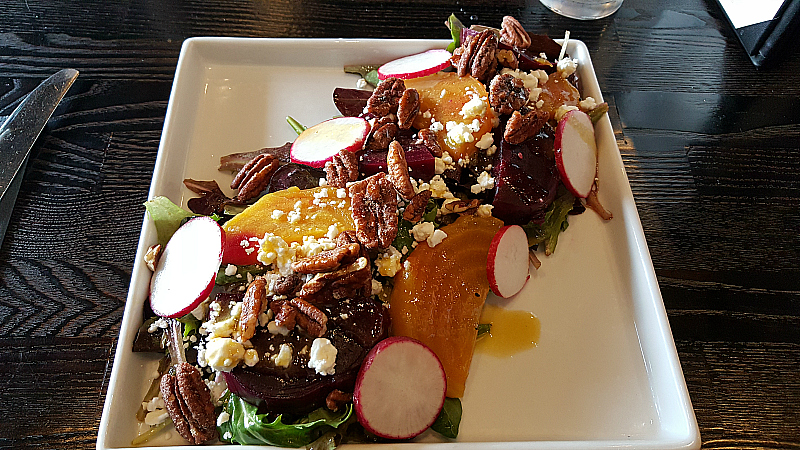 Roasted Beet Salad at H.H. Cotton's - San Clemente, California