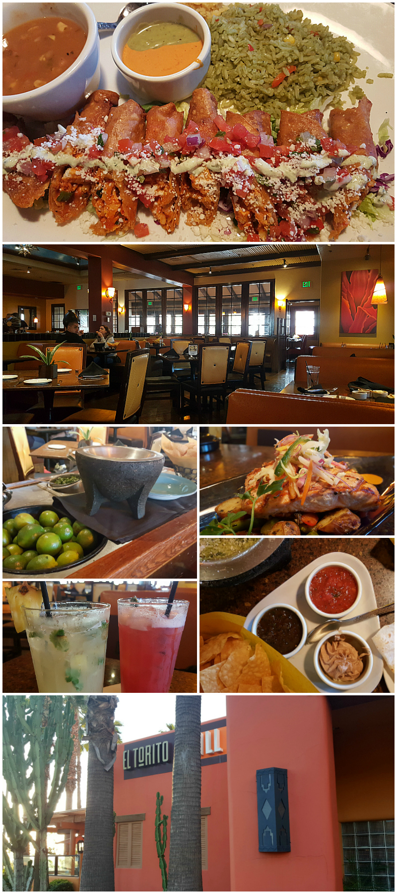 El Torito Grill in Brea, California - Orange County