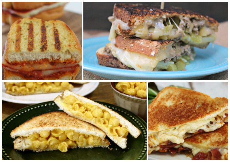 40 Tasty Grilled Cheese Sandwich Recipes