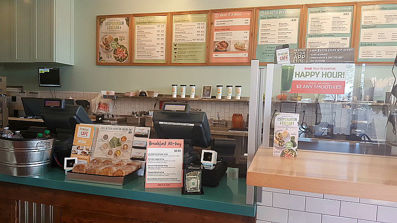 Tropical Smoothie Cafe in Lake Forest, California