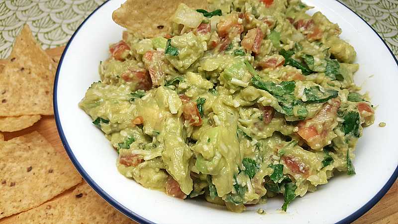 Glorious Guacamole Recipe for Game Day Get Togethers