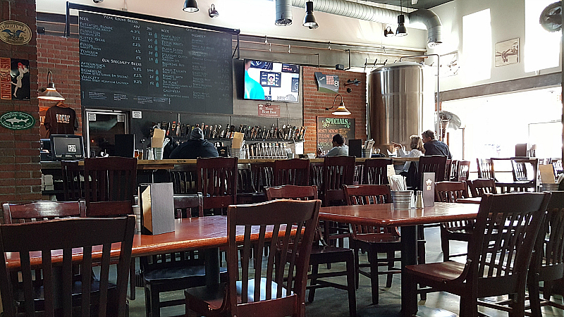 Kinetic Brewing Company on The BLVD in Lancaster