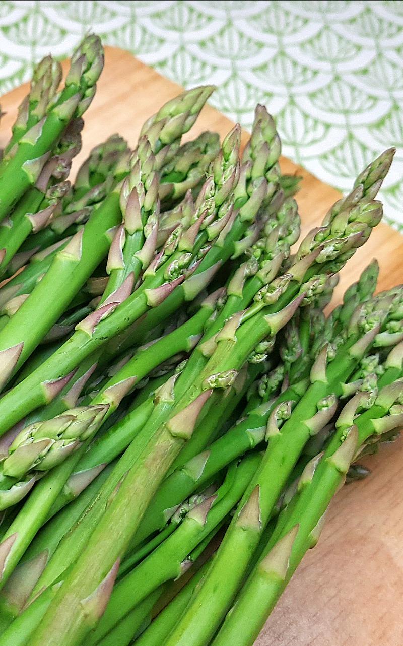 So Many Delicious Asparagus Recipes