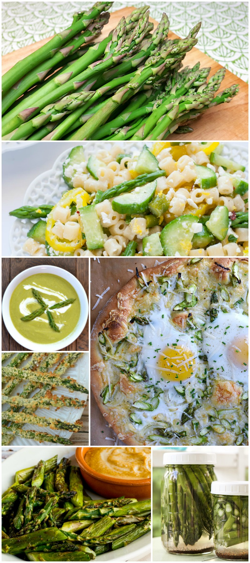 So many delicious ways to cook asparagus 30 recipes from for So cook cuisine