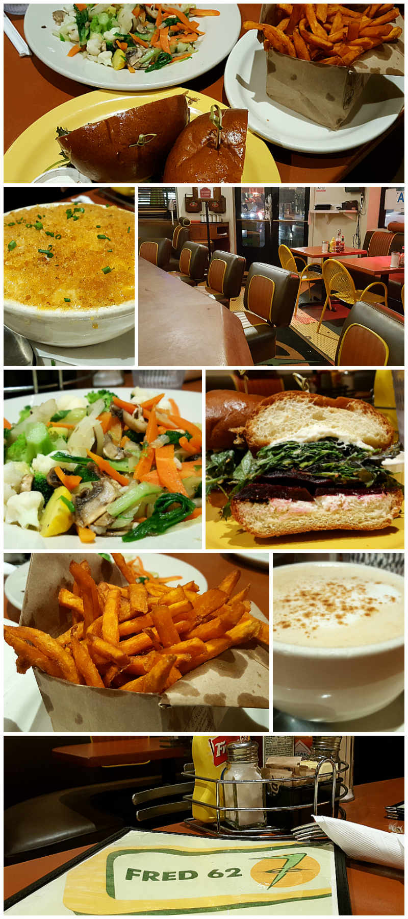 Fred 62 - 24 Hour Diner in Los Feliz - Los Angeles, California
