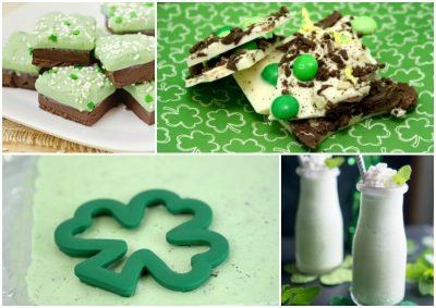 21 Green Desserts for St. Patrick's Day