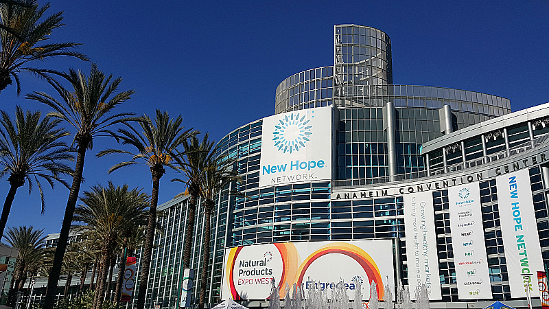 Anaheim Convention Center - Natural Products Expo West 2017