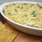 Easy Cheesy Warm Corn Dip Recipe