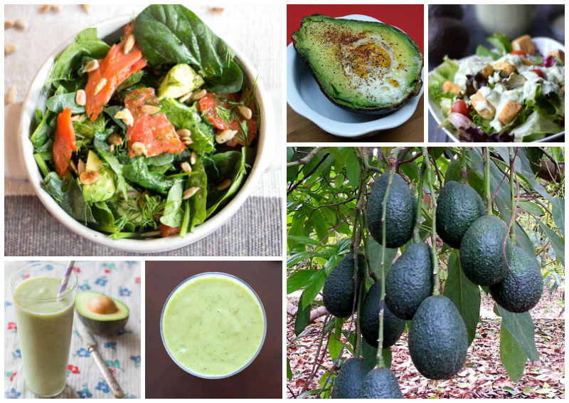 Avocado for Breakfast, Lunch, Dinner and Dessert - 50 Tasty Recipes