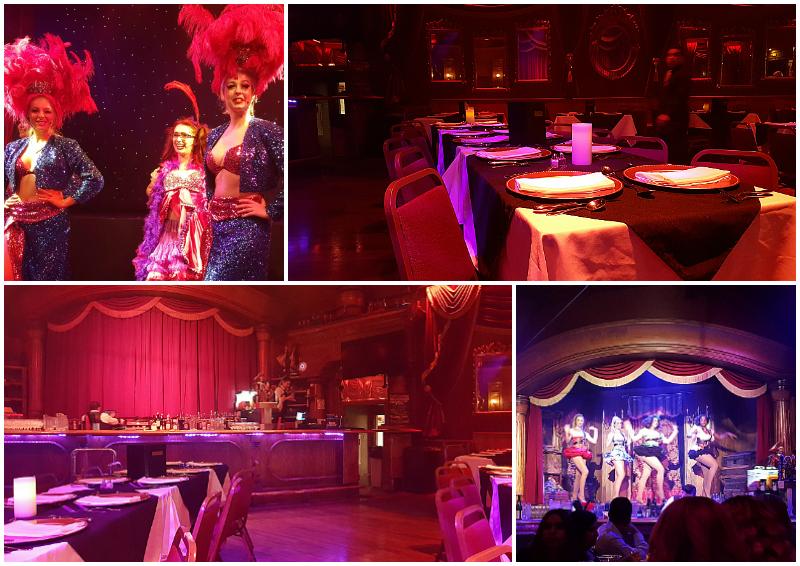 Teatro Martini Cabaret Dinner Theater in Buena Park