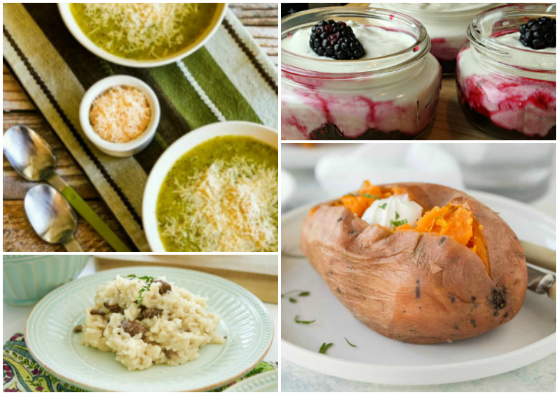 18 Vegetarian Instant Pot Recipes