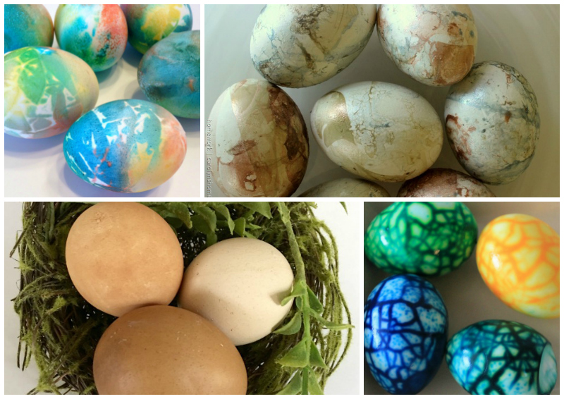 21 Creative Ways to Decorate Your Easter Eggs