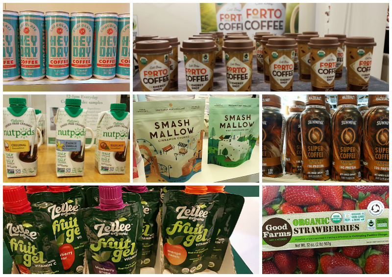 Vegetarian Finds at Expo West 2017