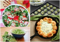 45 Recipes Made with Delicious and Nutritious Spinach