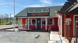 Jack Ranch Cafe with James Dean Memorabilia