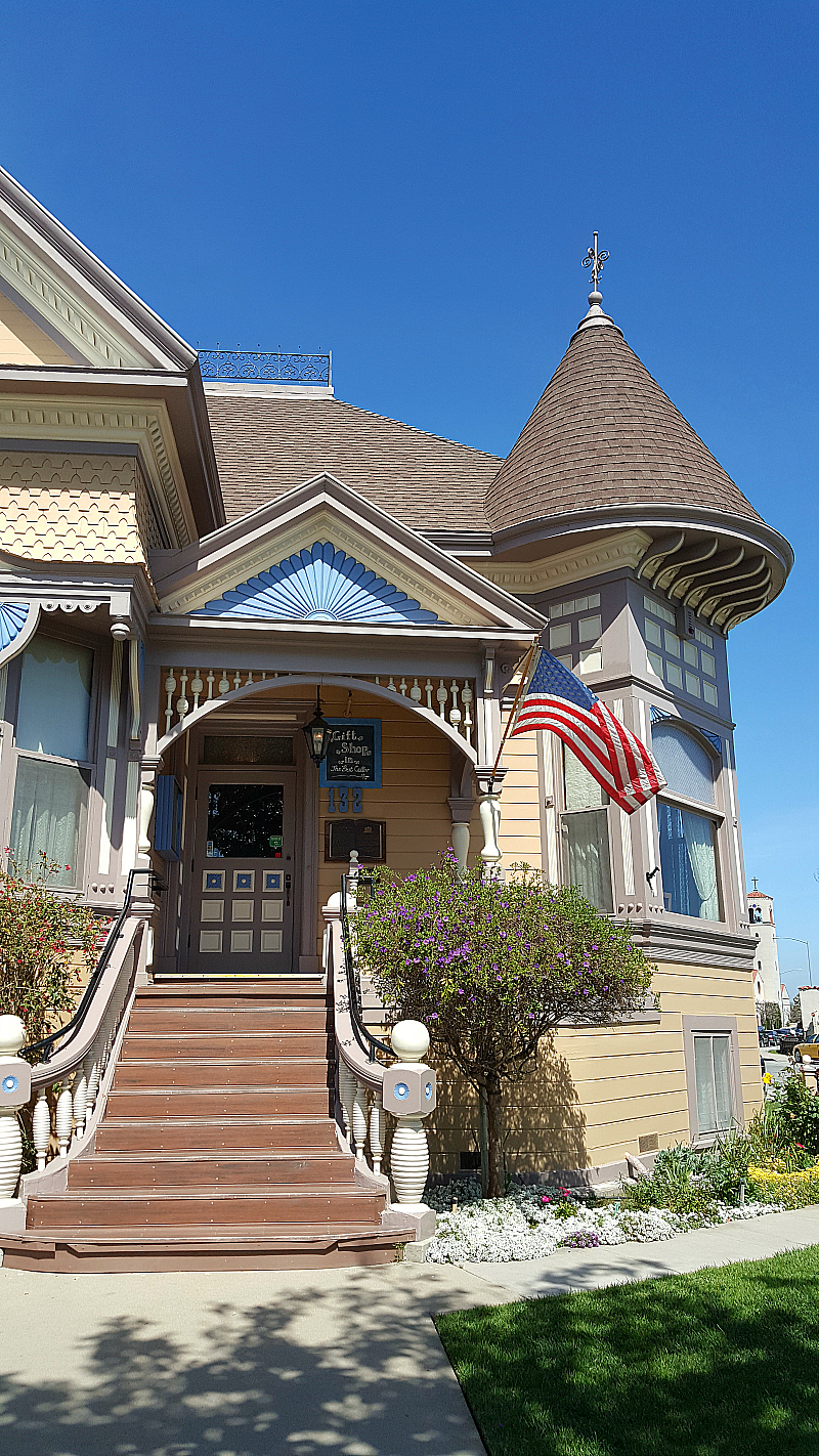 The Steinbeck House Restaurant in Salinas, California