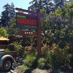 Big Sur Roadhouse on the California Coast