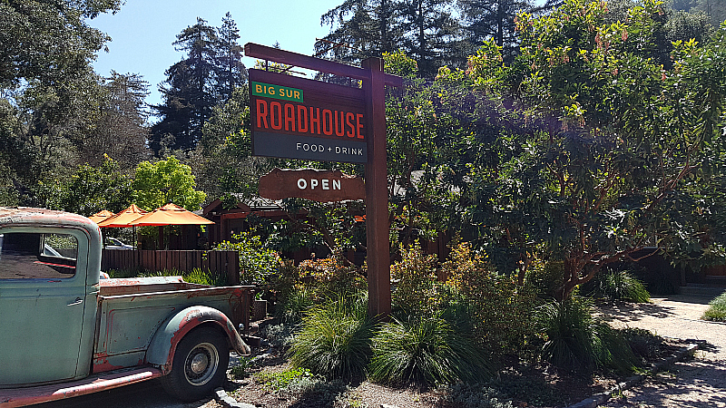 Big Sur Roadhouse