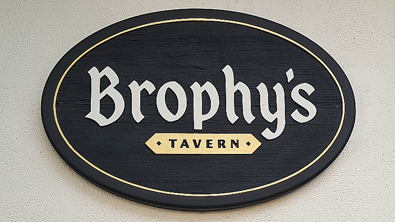 Brophy's Tavern in Carmel By The Sea