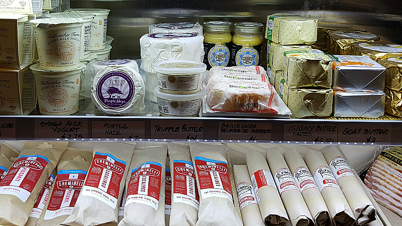 Cheese Cave in Claremont Village