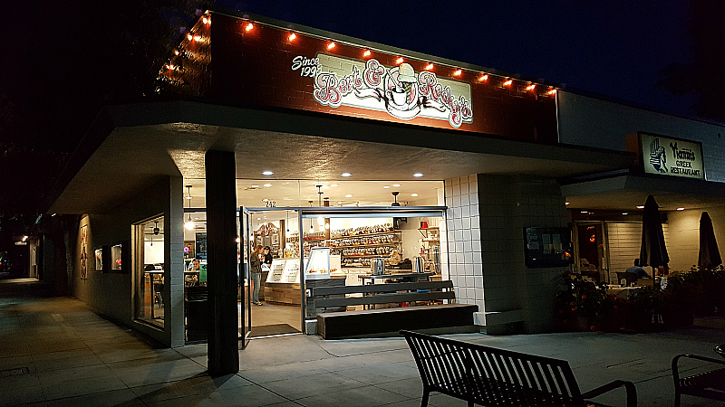Bert & Rocky's Cream Co. in Claremont Village