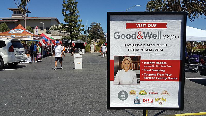 Good & Well Expo in Laguna Hills