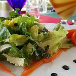 Vegetarian Dining at Villa del Palmar Loreto