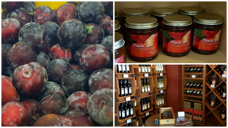 Fresno State University Gibson Farm Market