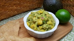 Mango Lime Gaucamole