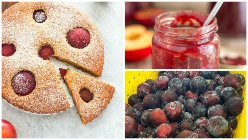 10 Recipes for Fresh, Seasonal Plums