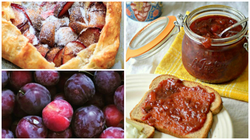 10 Recipes for Fresh, Seasonal Plums