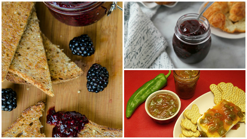 No Pectin Jam Recipes