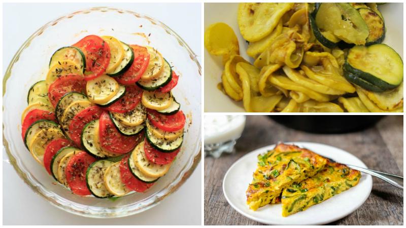 20 Oh So Yummy Summer Squash Recipes