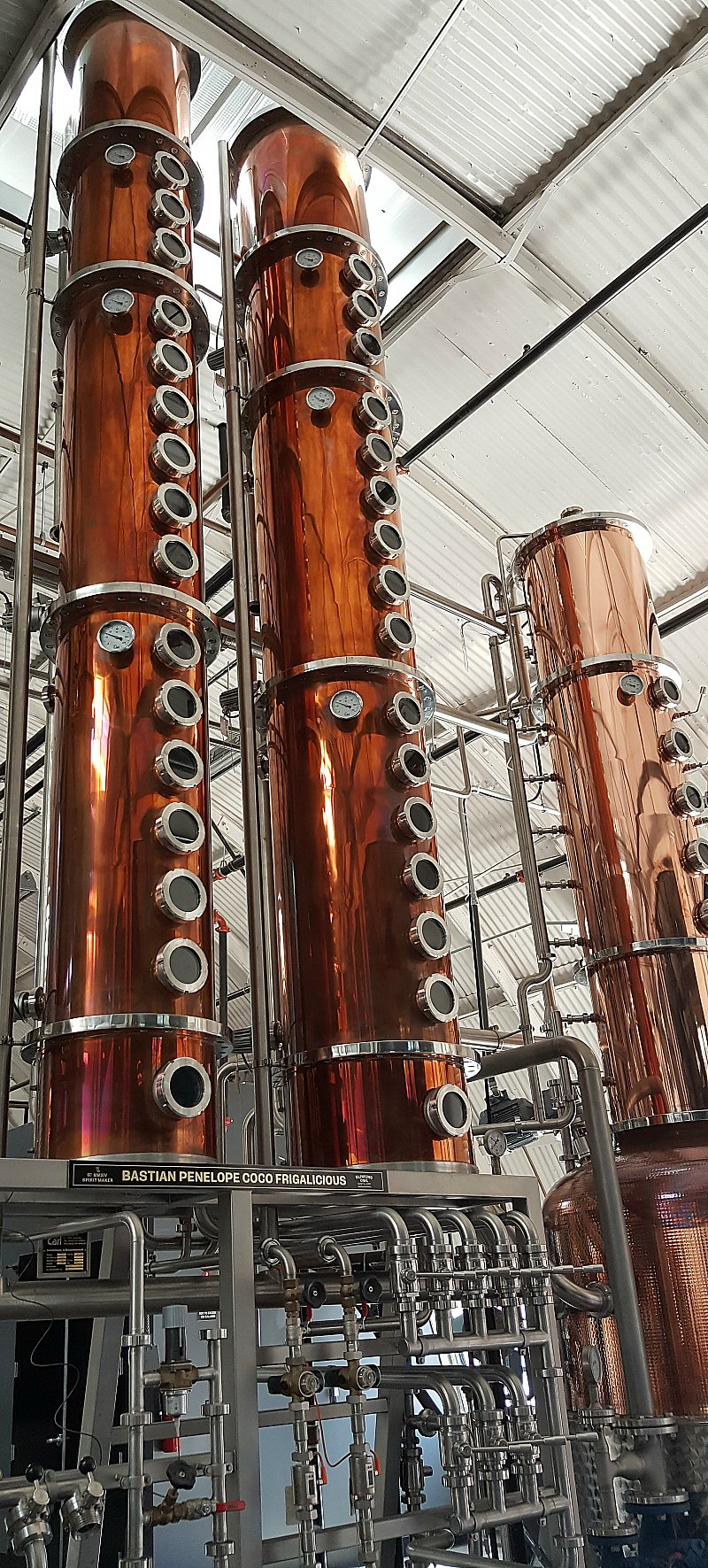 Blinking Owl Distillery in Santa Ana - The first legal distillery in Orange County since prohibition