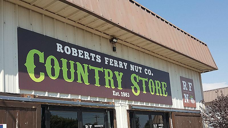 Roberts Ferry Nut Company