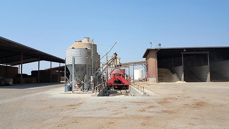 Charles Ahlem Ranch Dairy Farm