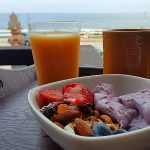 Pantai Inn Breakfast in La Jolla