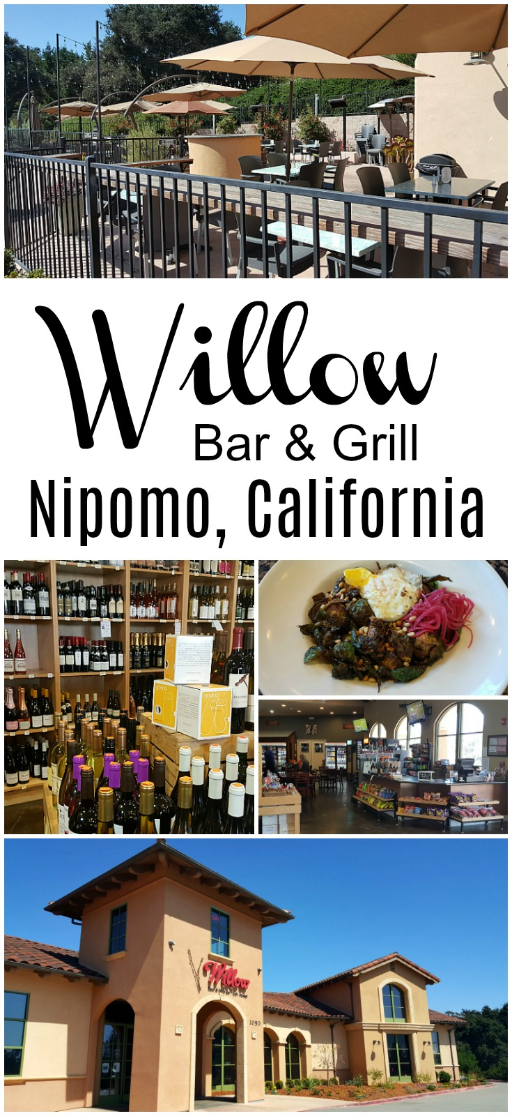 Willow Bar & Grill in Nipomo - Santa Maria Valley Restaurant for lunch, dinner and happy hour