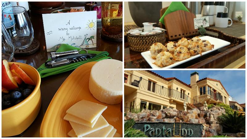 Breakfast (and more!) at Pantai Inn, La Jolla - San Diego, California Hotel