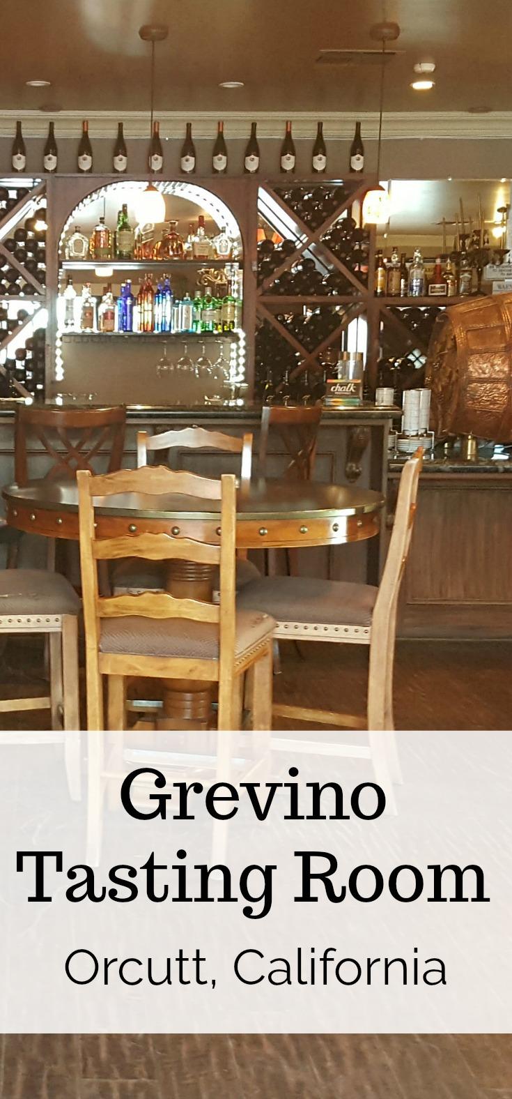 Ca' Del Grevino Santa Maria Valley Wine Tasting Room and Cafe in Orcutt, California