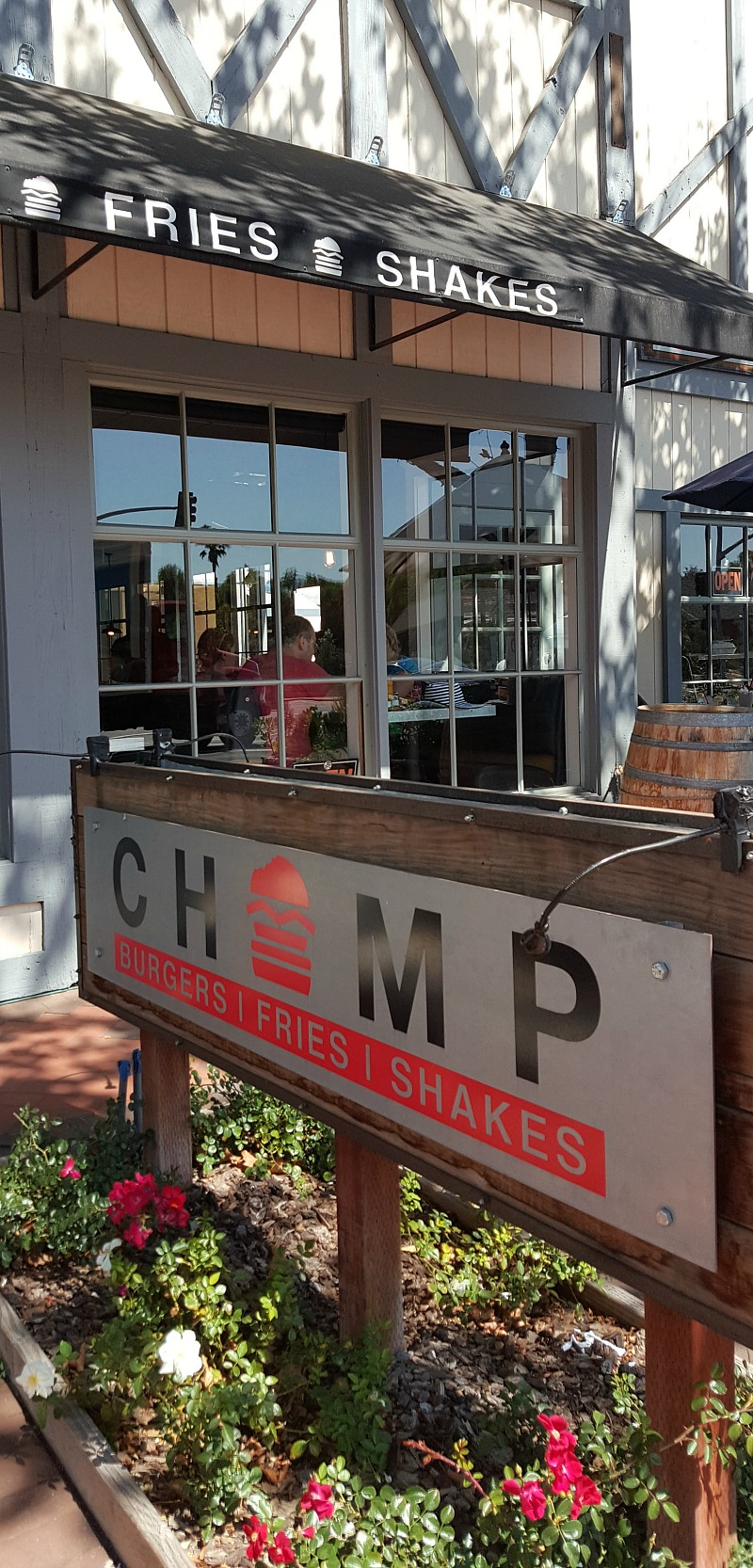 Chomp Diner in Solvang California